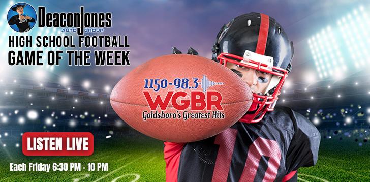 Deacon Jones Auto Group High School Football Game of the Week