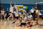 Volleyball: C.B. Aycock Wins Five-set Thriller Against Goldsboro (PHOTO GALLERY)