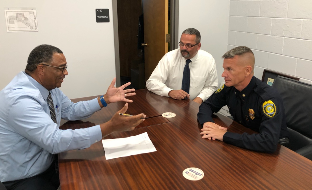 GPD To Take Proactive Approach To Homeless In City