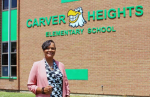 Carver Heights Principal Sees Education As An Equalizer
