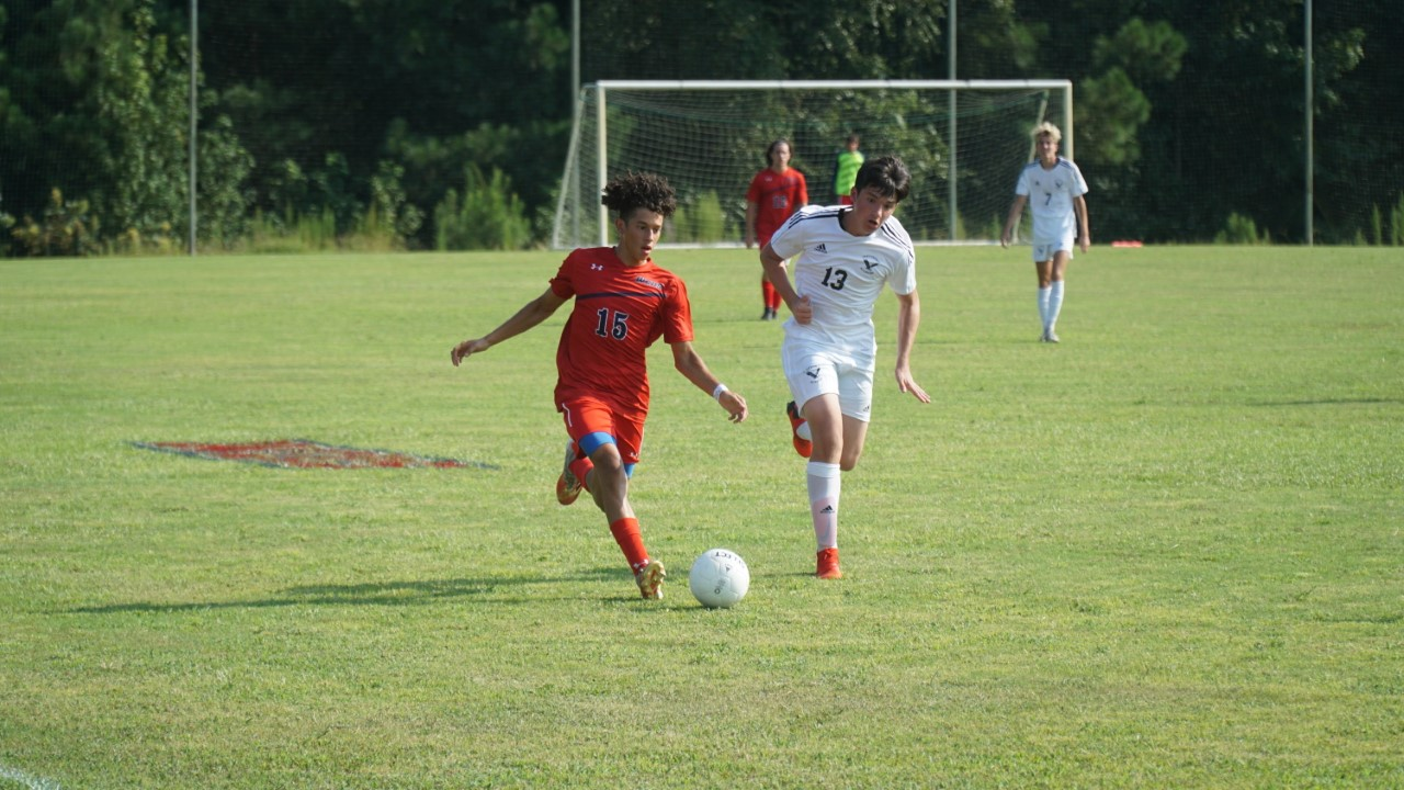Boys Soccer: WCDS Takes Down Fayetteville Academy