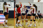Volleyball: WCDS Halts Three-game Slide (PHOTO GALLERY)