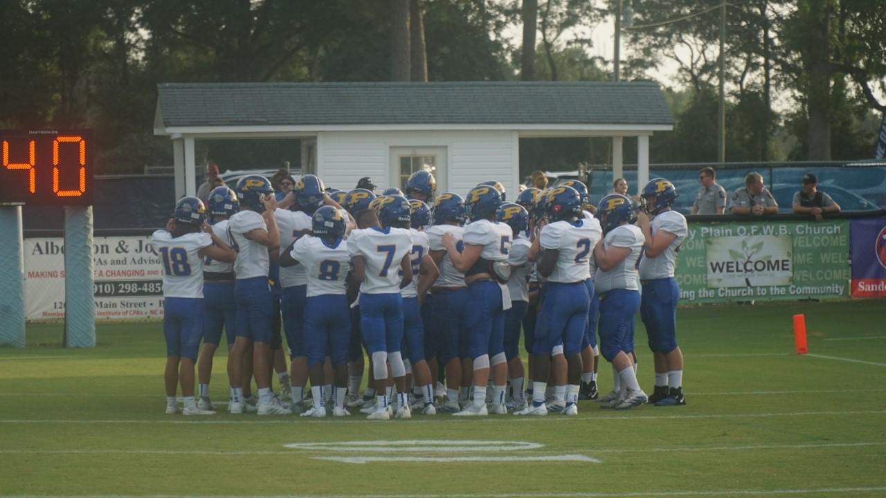 Football: Princeton Knocks Off East Duplin In Thriller