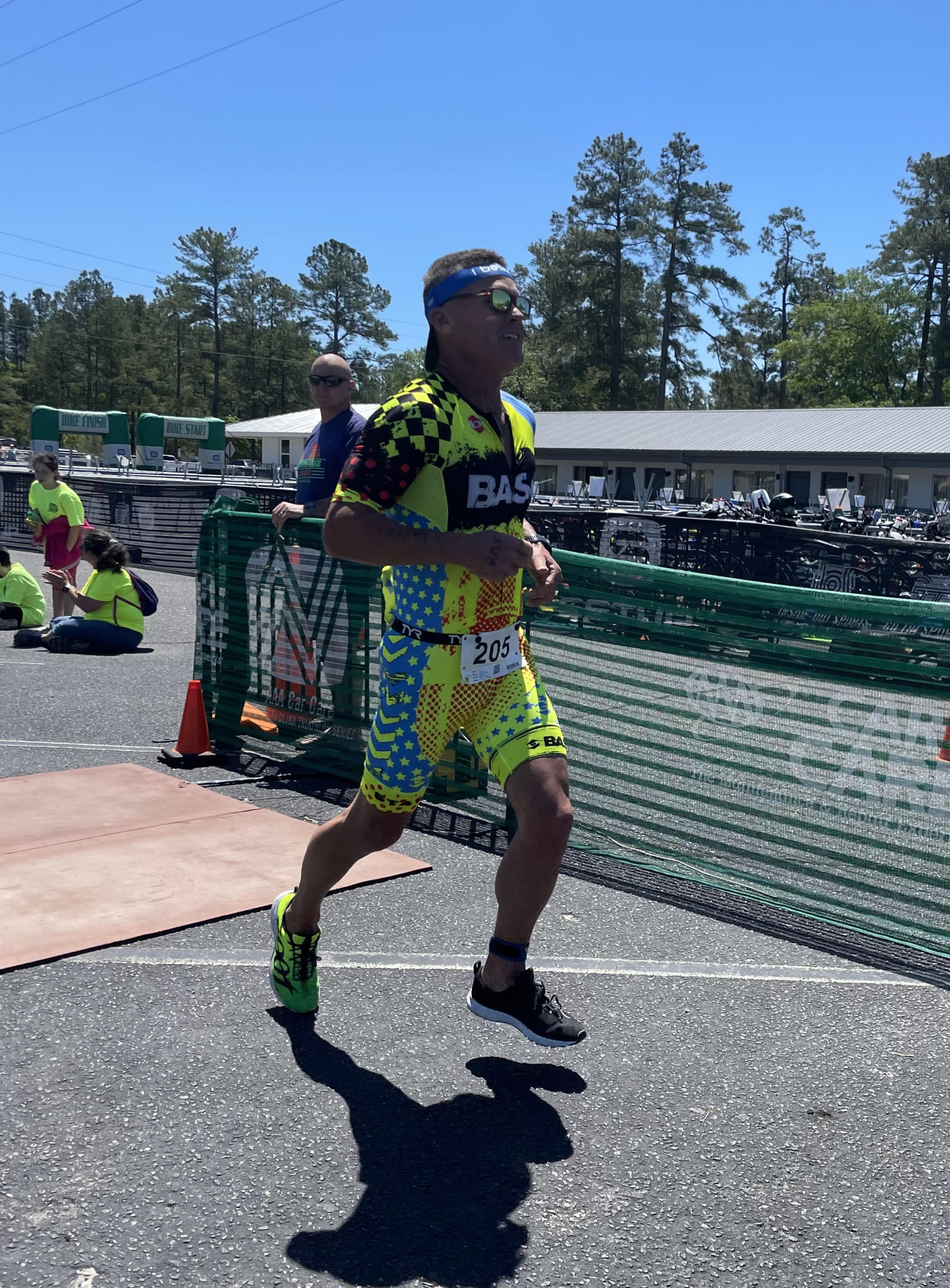 Jeremy Amy Qualifies For Ironman World Championship