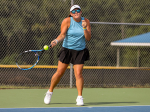 Girls Tennis: C.B. Aycock Nets Conference Win Against South Johnston (PHOTO GALLERY)