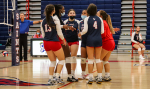 Volleyball: Southern Wayne Sweeps East Wake in Conference Opener (PHOTO GALLERY)
