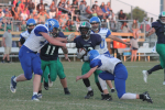 Football: Stout Defense Propels Spring Creek Over Bear Grass Charter (PHOTO GALLERY)