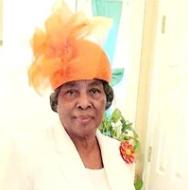 Pastor Aline R. Lawson