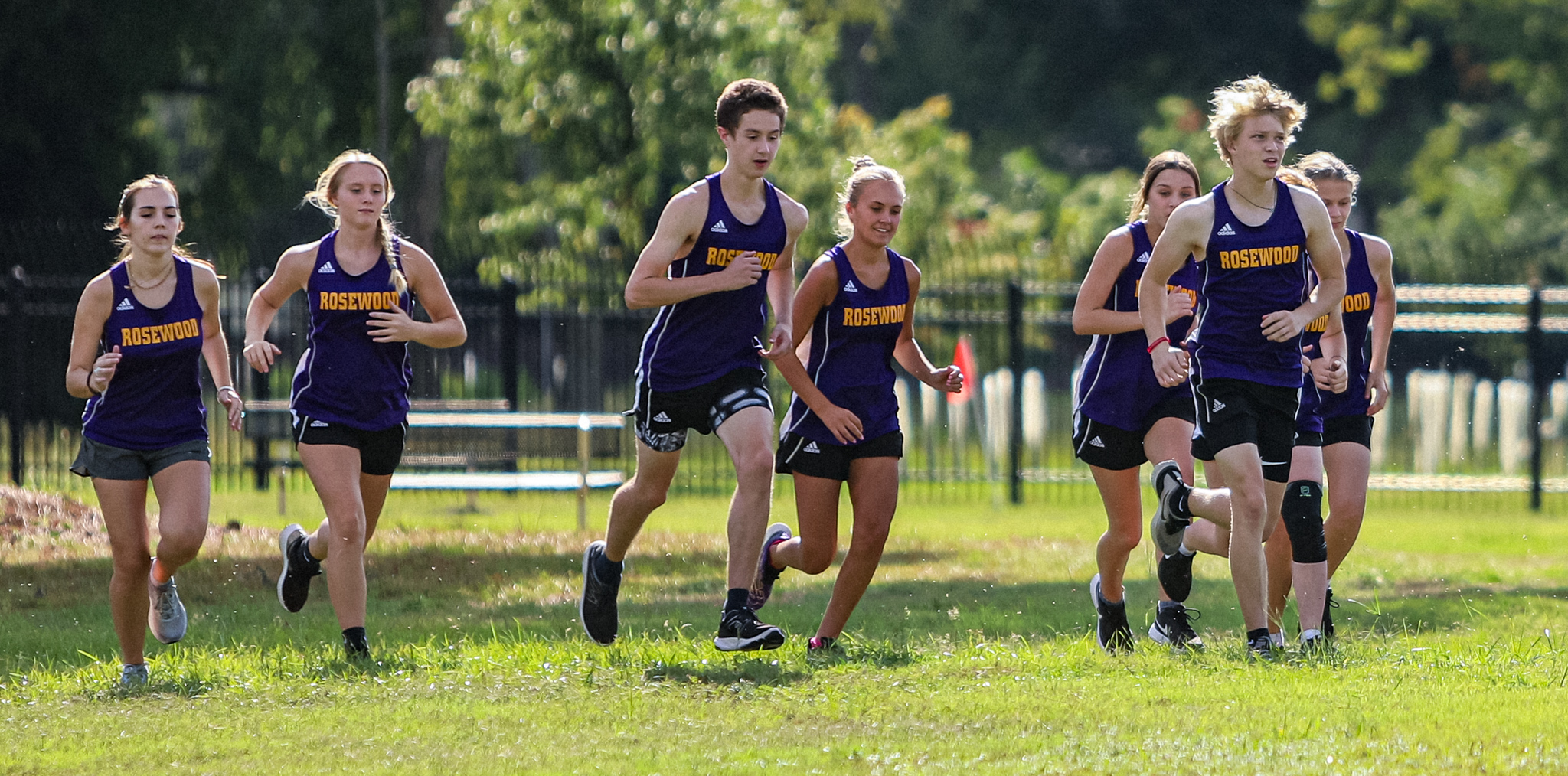 Cross Country: Rosewood Claims Girls' Portion Of Carolina 1A Meet (PHOTO GALLERY)