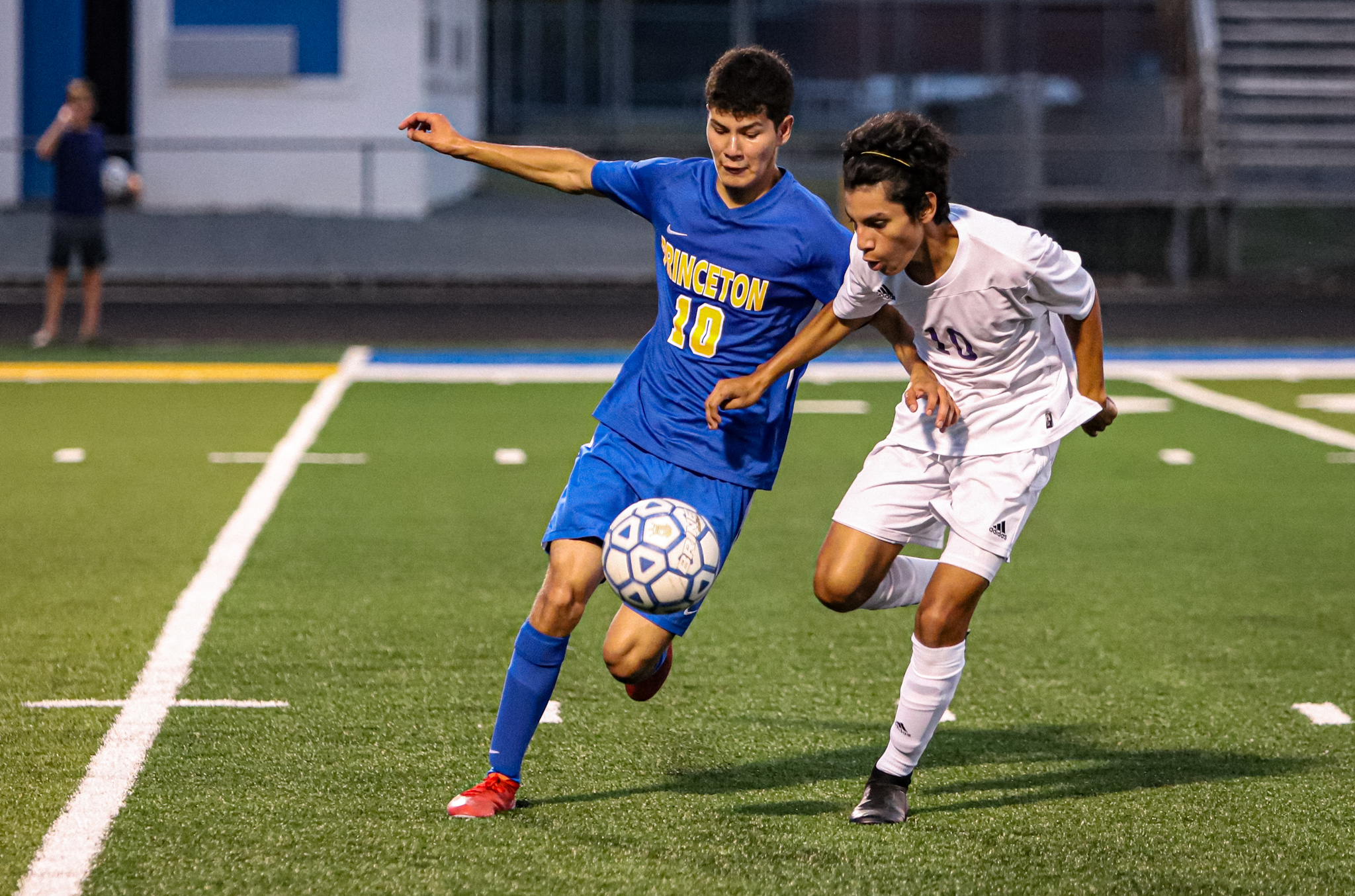 Boys Soccer: Rosewood Shuts Out Princeton (PHOTO GALLERY)