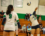 Volleyball: Spring Creek Opens Conference Play Against North Johnston (PHOTO GALLERY)