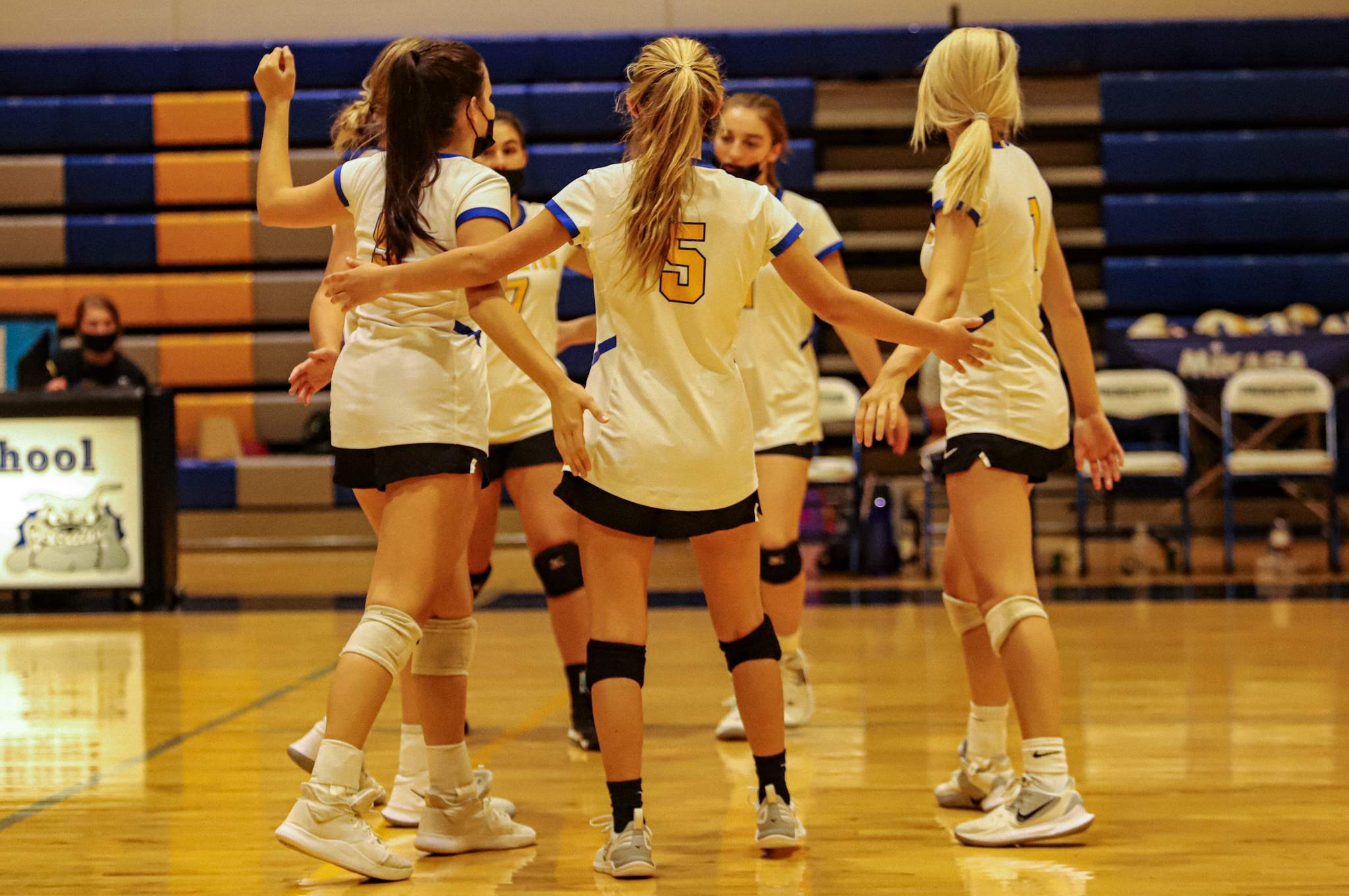 Volleyball: Princeton Sweeps Eastern Wayne (PHOTO GALLERY)
