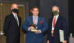 """Rep. Bell Receives """"Legislator of the Year"""" Award From NC Wildlife Federation"""