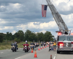 """Crowds Greet """"The Moving Wall"""" As Traveling Memorial Arrives in Goldsboro (PHOTOS)"""