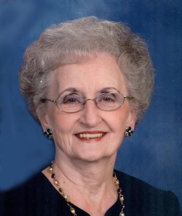 Betty Jean Honeycutt Overby