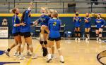 Volleyball: Princeton Turns Back Goldsboro (PHOTO GALLERY)