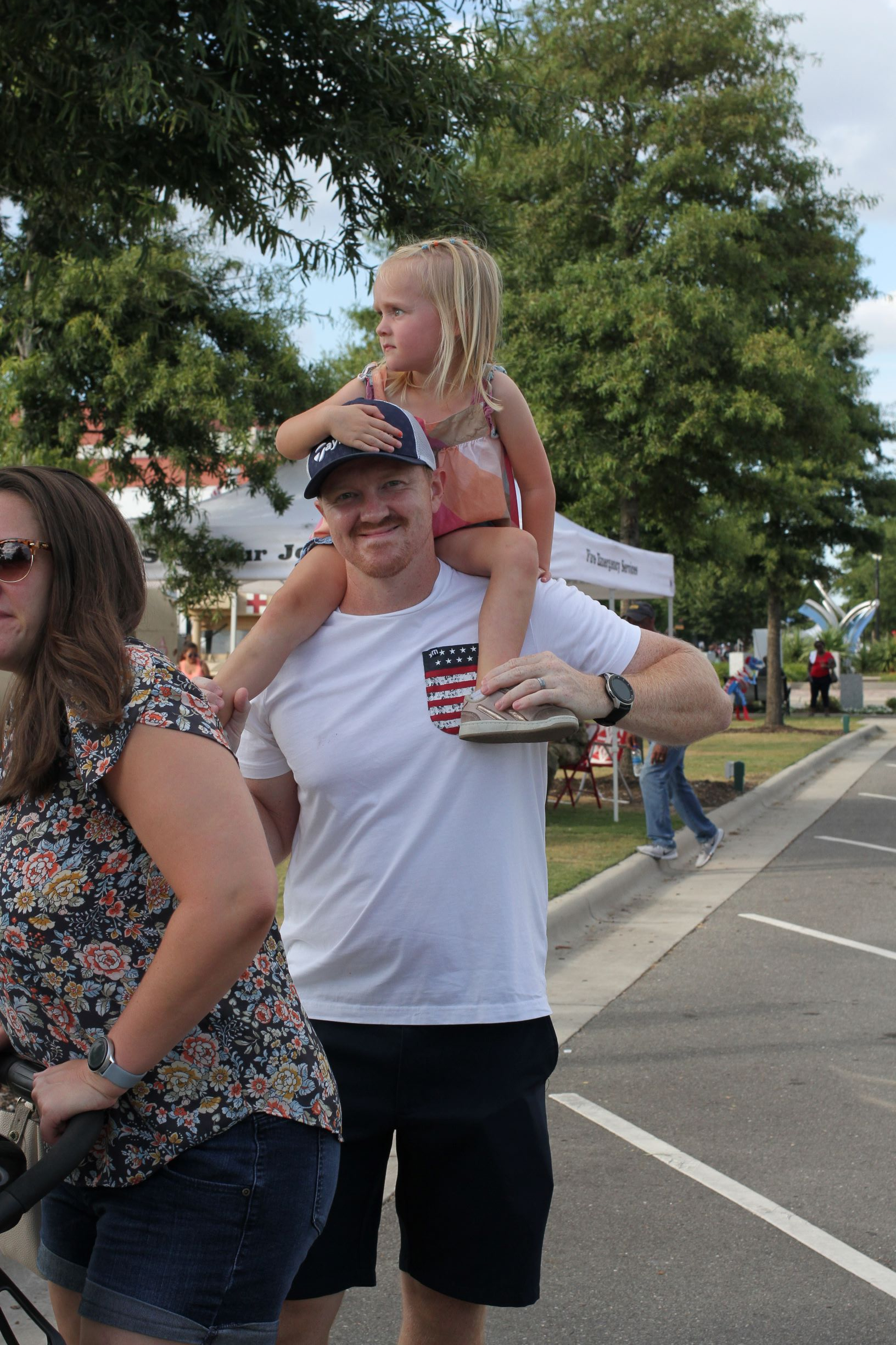 Thousands Fill Downtown Goldsboro For NC Freedom Fest (PHOTO GALLERY)