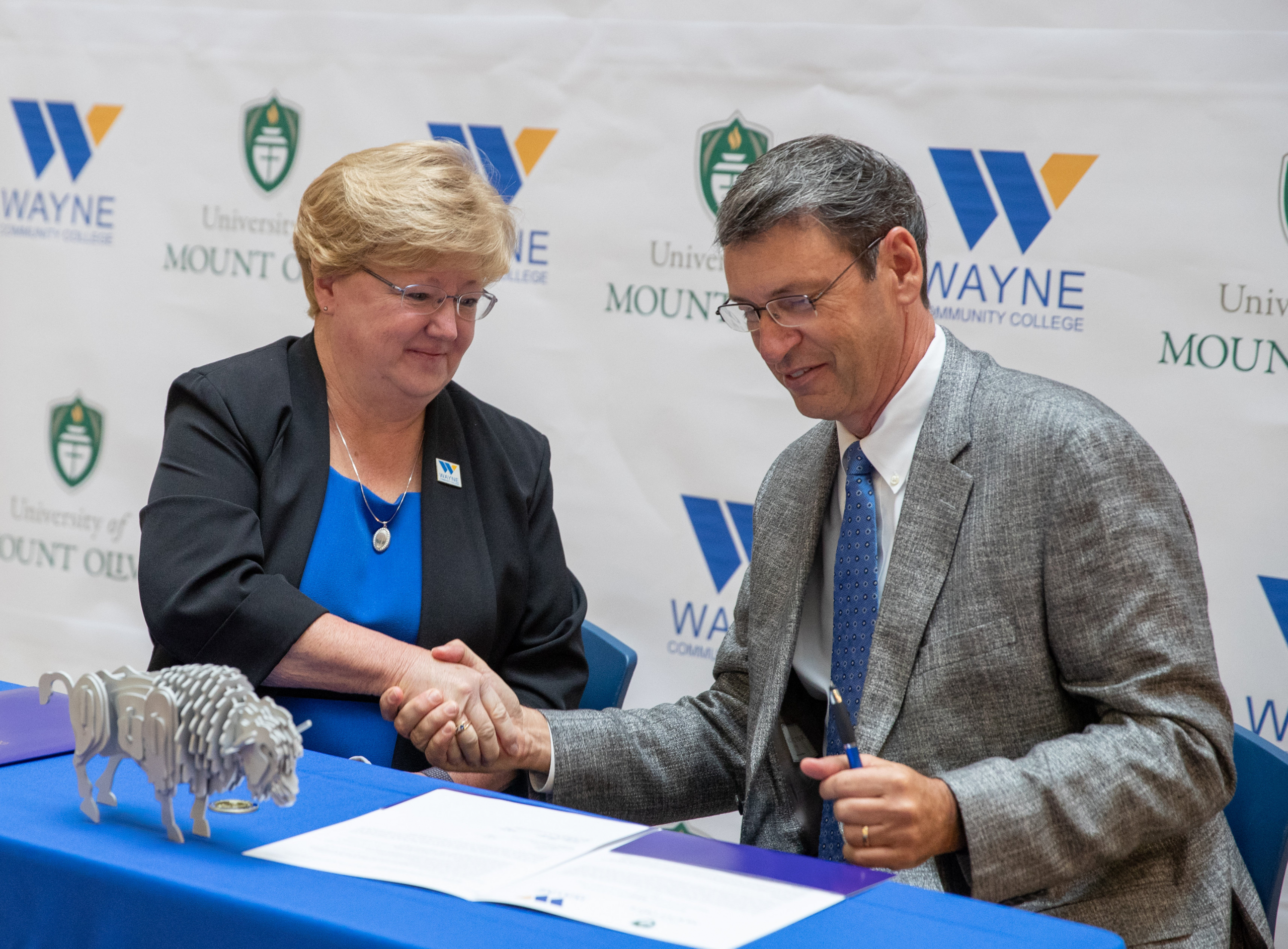 WCC & UMO Sign Transfer Agreement