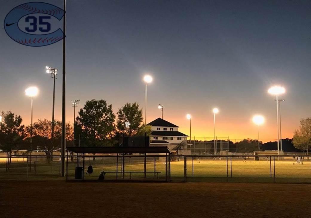 Perfect Game Names Goldsboro Baseball & Softball C35 Complex as Regional Hub