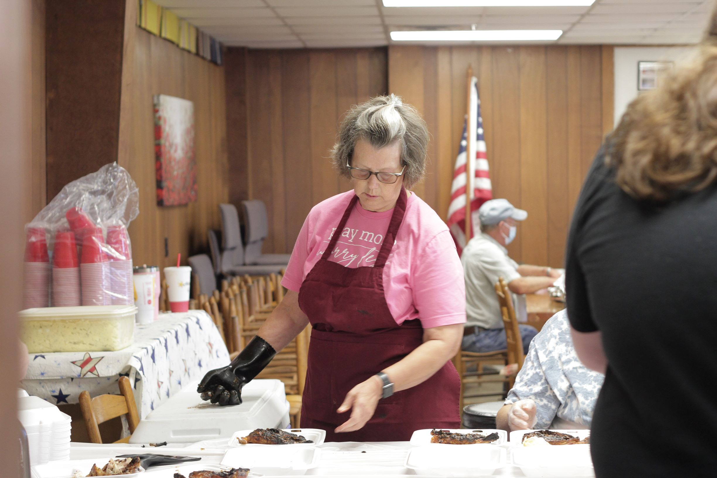 Mount Olive VFW's Fall Barbecue Sale (PHOTO GALLERY)