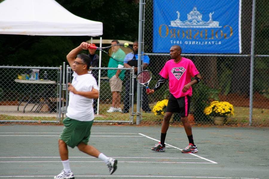 United States Tennis Association Brings State Championships Back to Goldsboro for Eighth Consecutive Year