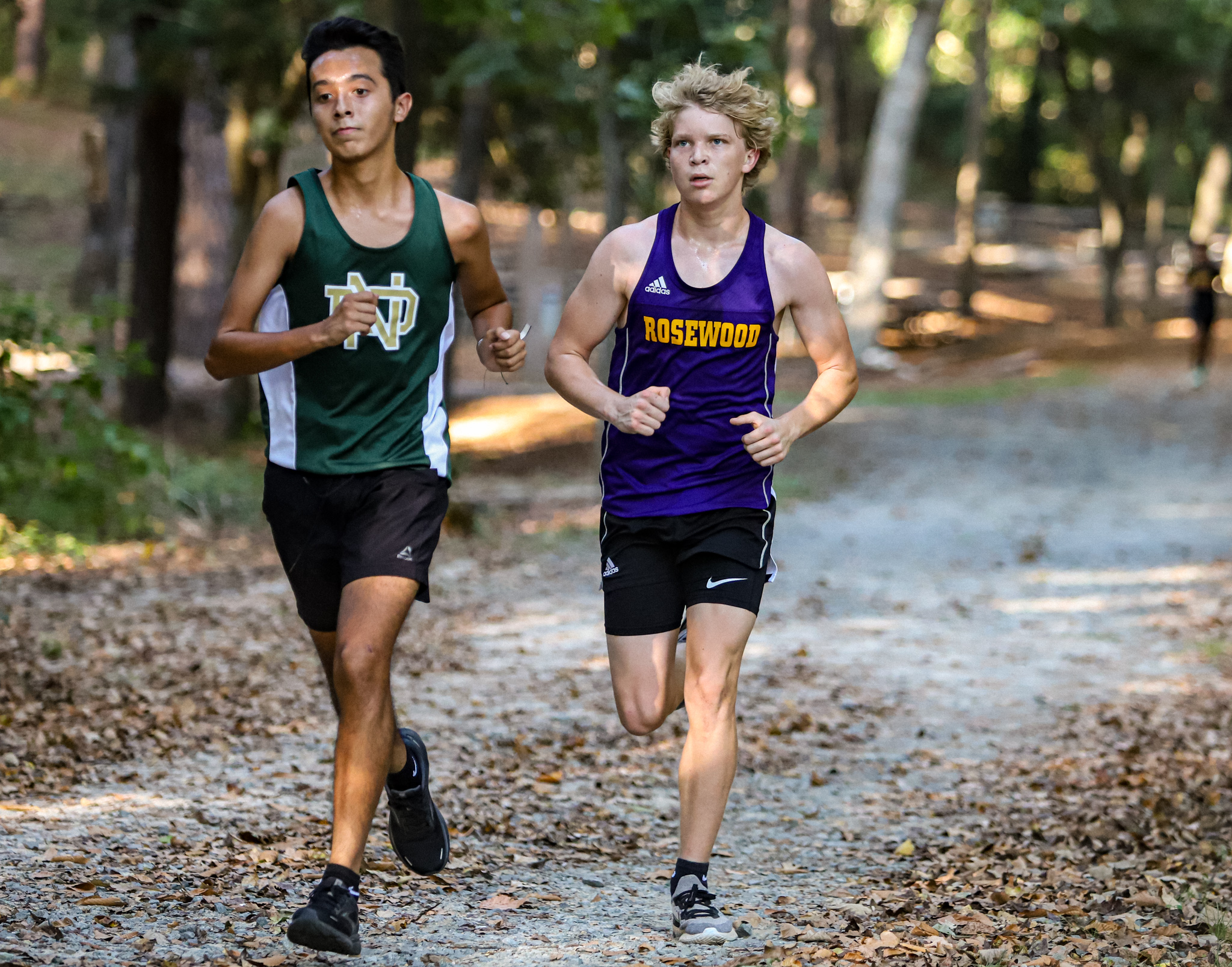 Rosewood And North Duplin Compete In Conference Meet (PHOTO GALLERY)