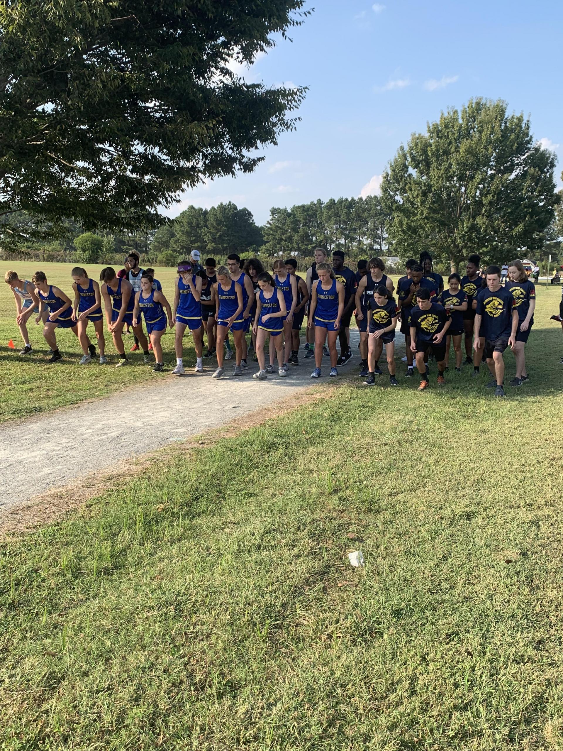 Cross Country: Goldsboro Boys, Princeton Girls Win Neuse Six Conference Meet