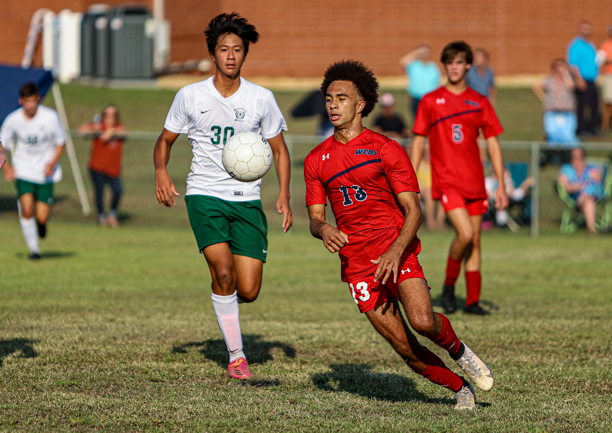 Boys Soccer: WCDS Blanks Greenfield (PHOTO GALLERY)