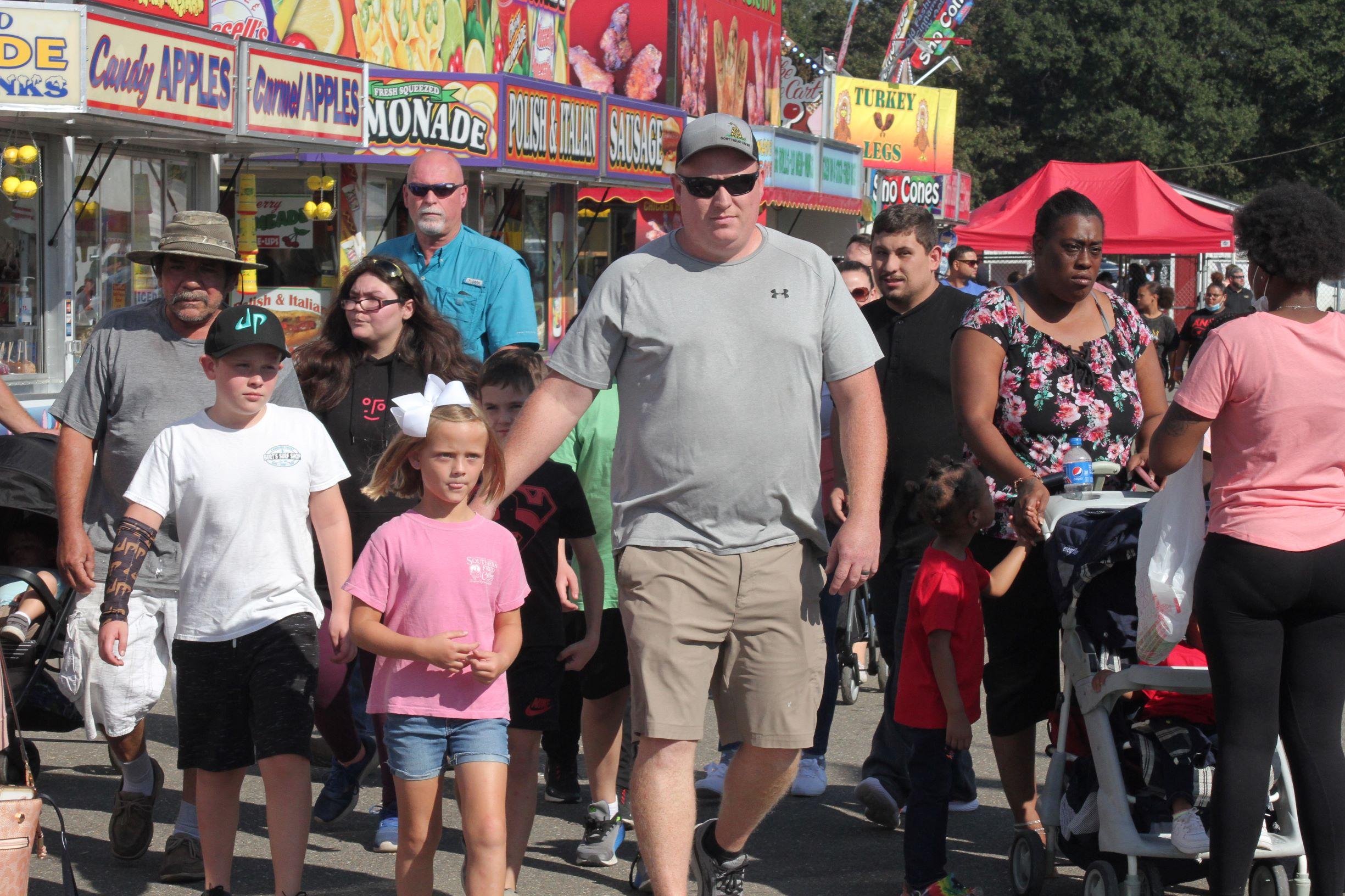 Wayne Regional Agricultural Fair: Day 5 Schedule