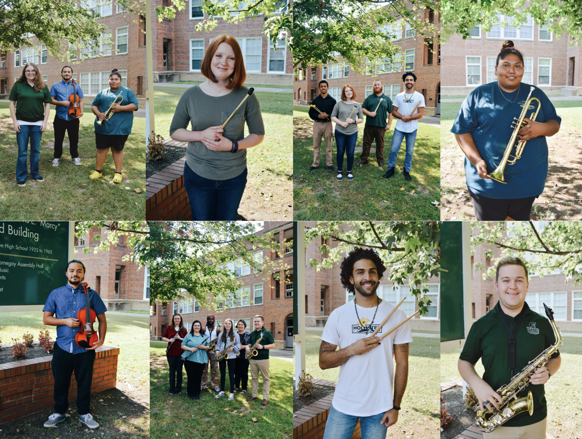 UMO To Hold Fall Band Concert