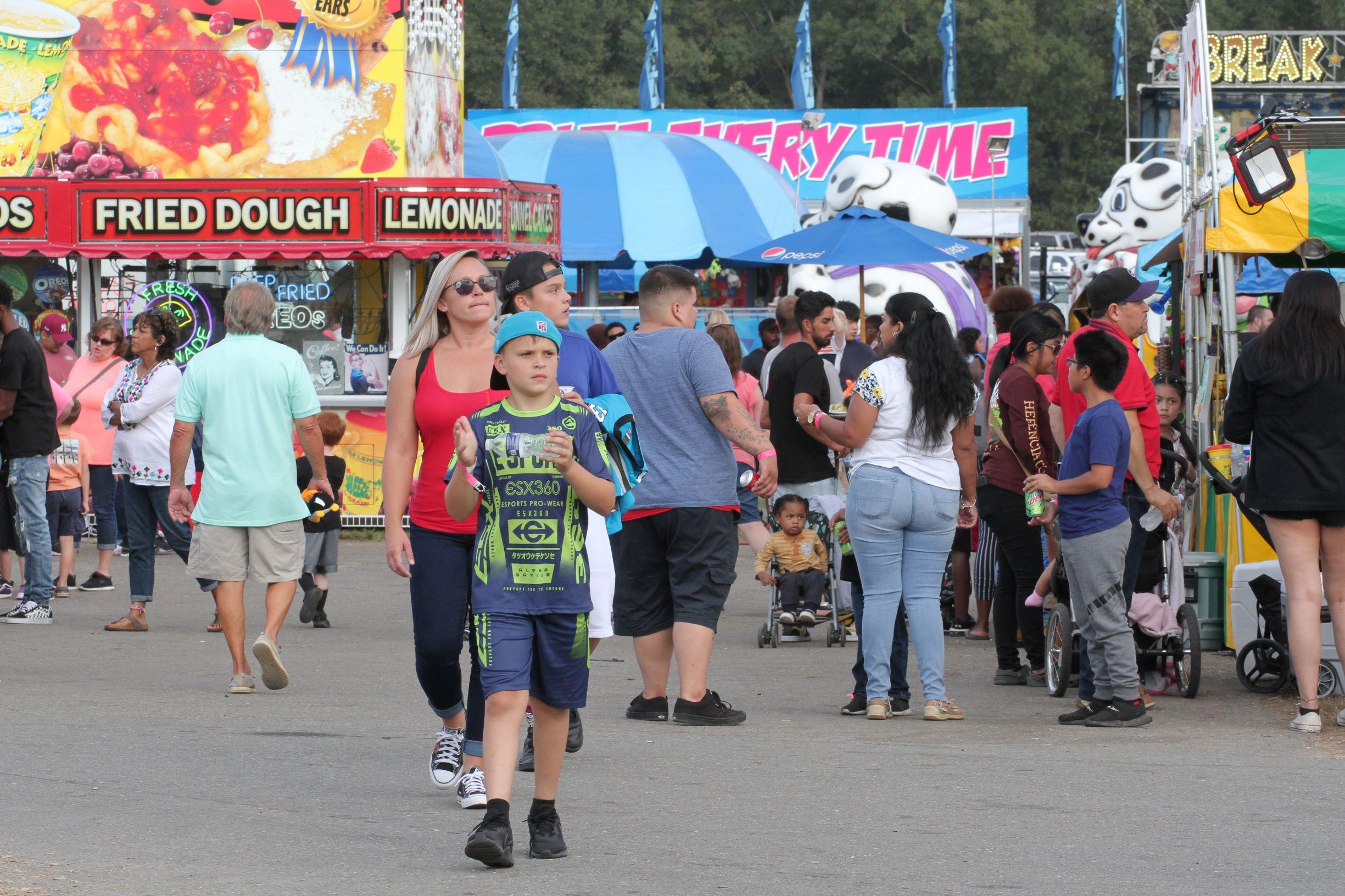 Wayne Regional Agricultural Fair: Day 7 Schedule