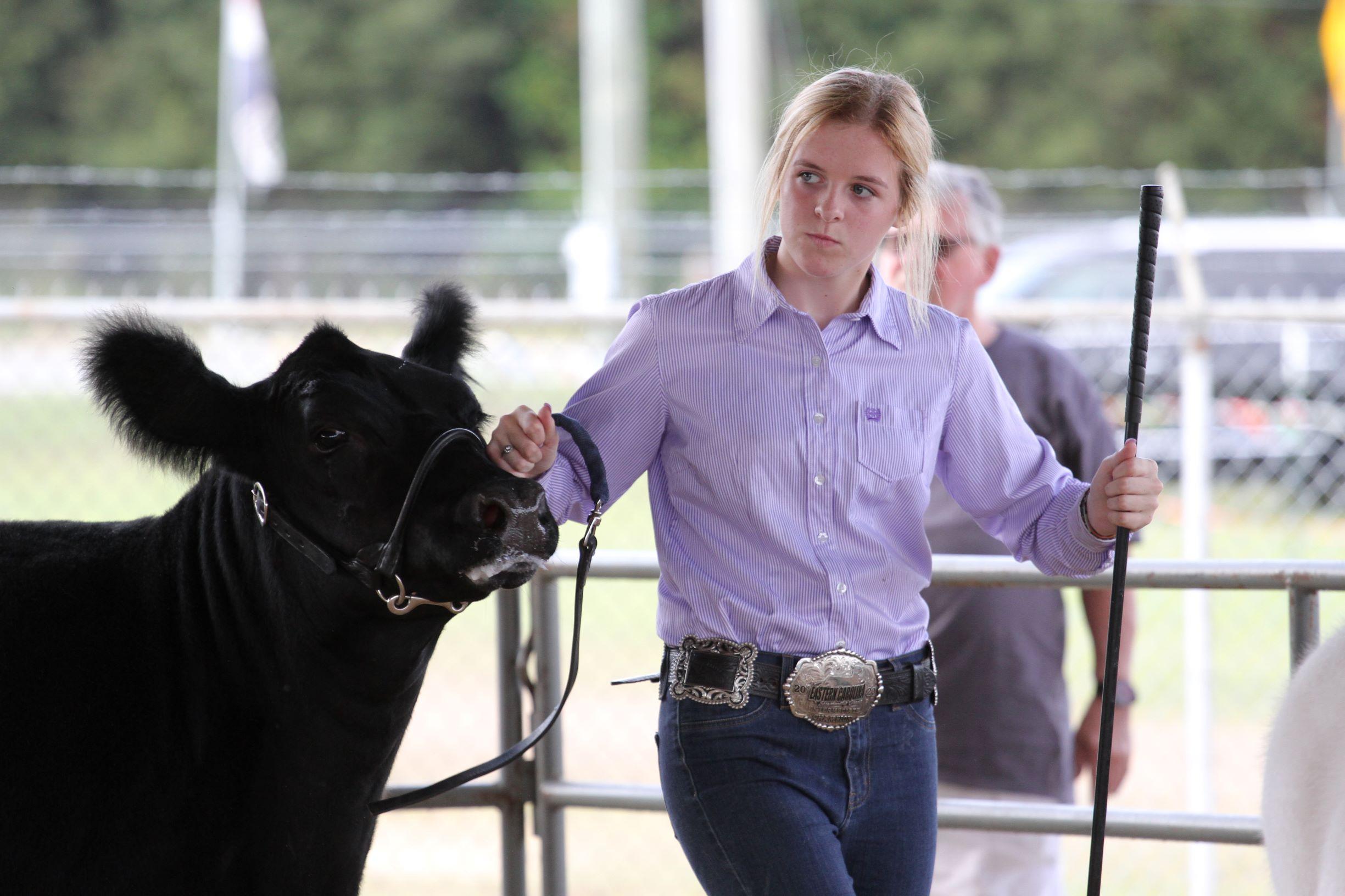 Sunday Winners At The Wayne Regional Agricultural Fair