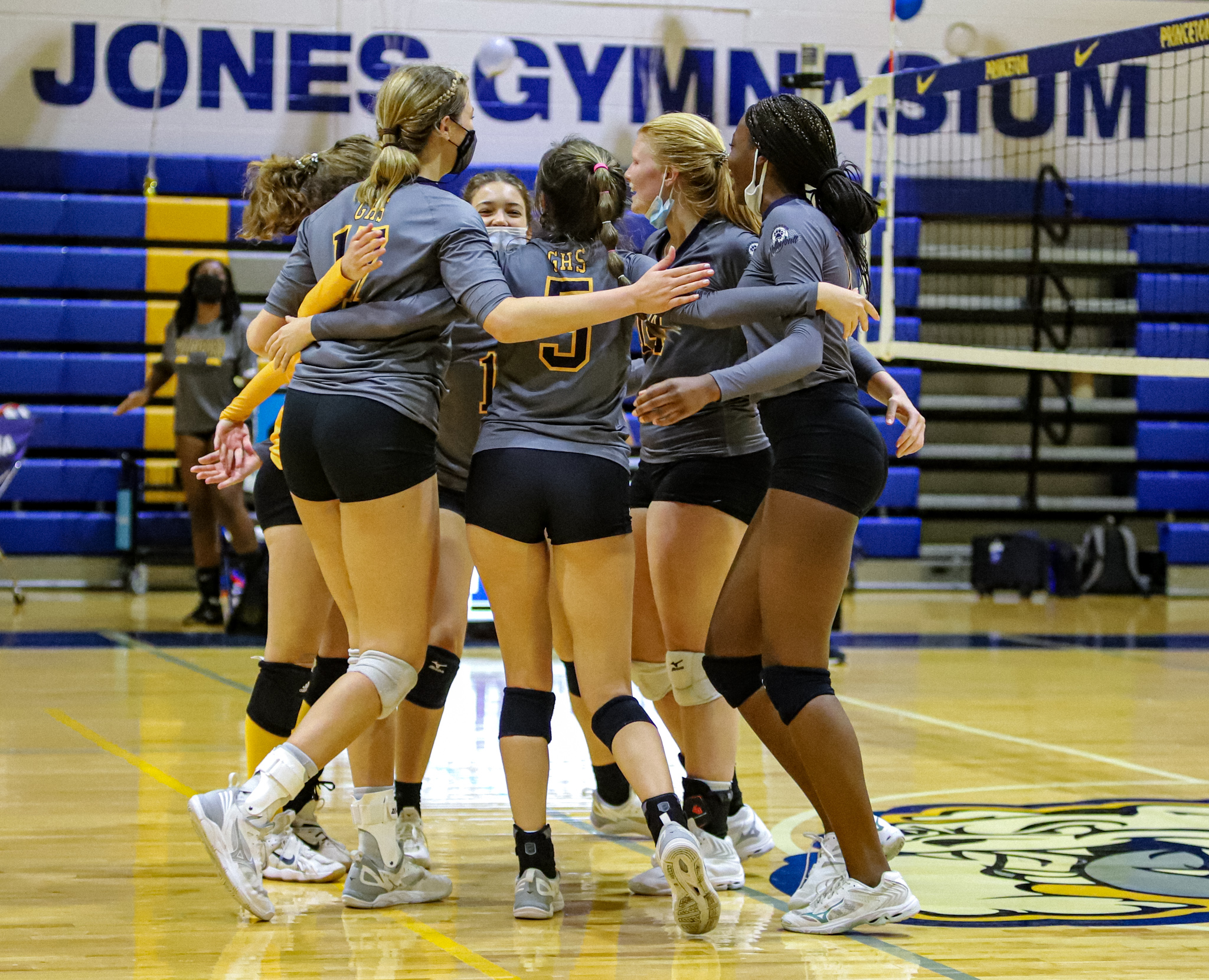 Volleyball: Goldsboro Turns Back Princeton In Four Sets (PHOTO GALLERY)