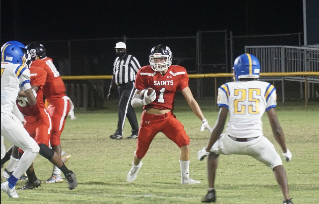 Football: Southern Wayne Can't Overcome Slow Start, Falls To East Wake