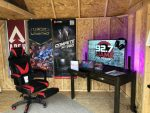 Congratulations! Gaming Shed Winner Announced