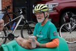 Cycle NC Riders Stop In Mount Olive (PHOTO GALLERY)