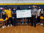 Every Little Bit Helps: Eastern Wayne Middle School Receives $10,000 Grant From Dick's Sporting Goods