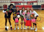 Volleyball: WCDS Defeats Greenfield On Senior Night (PHOTO GALLERY)