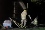 House Fire Near Fairgrounds
