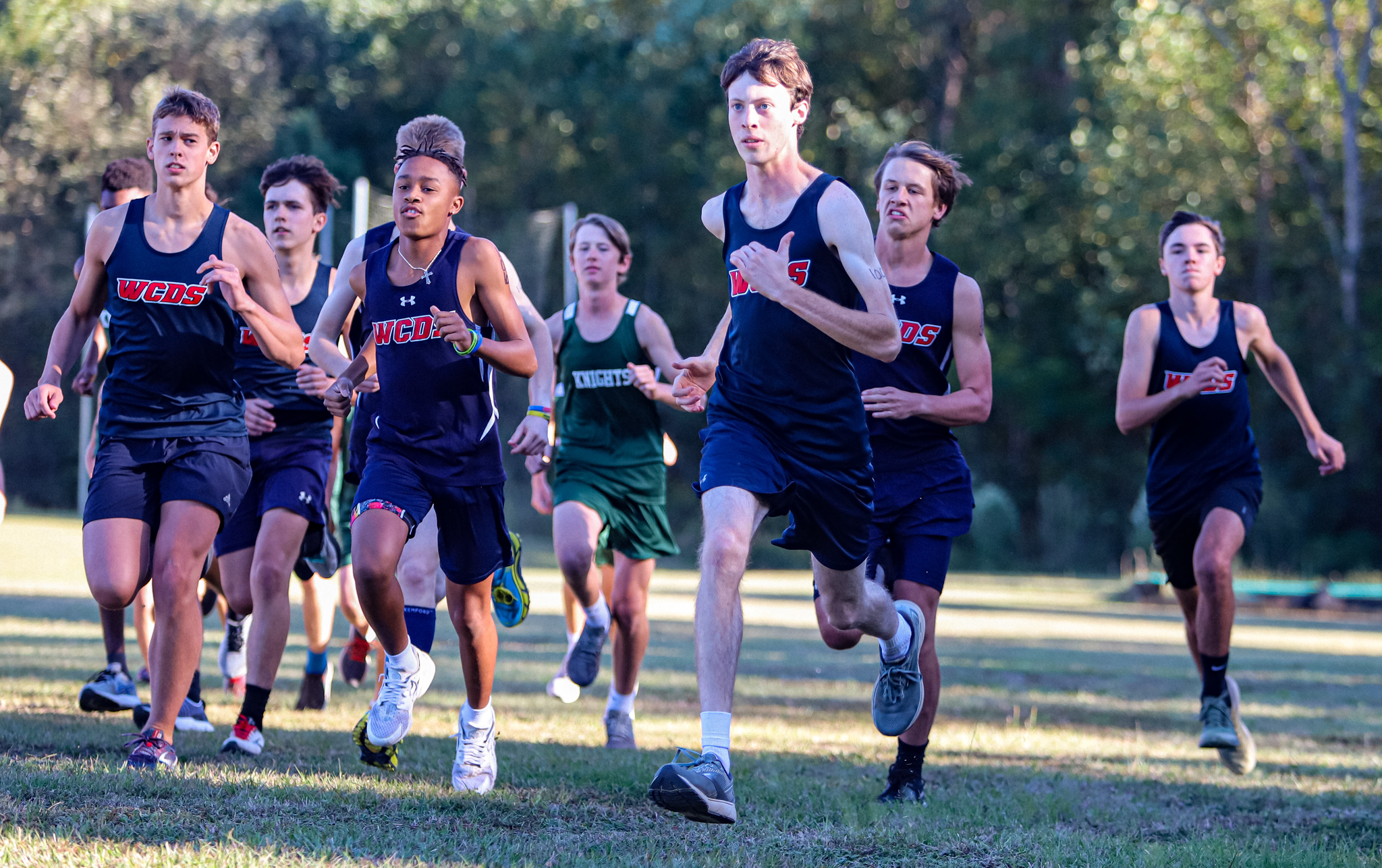 Cross Country: WCDS Boys, Wayne Christian Girls Win CPIC Conference Titles (PHOTO GALLERY)