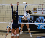 Volleyball: C.B. Aycock Reaches Conference Tournament Semifinals (PHOTO GALLERY)