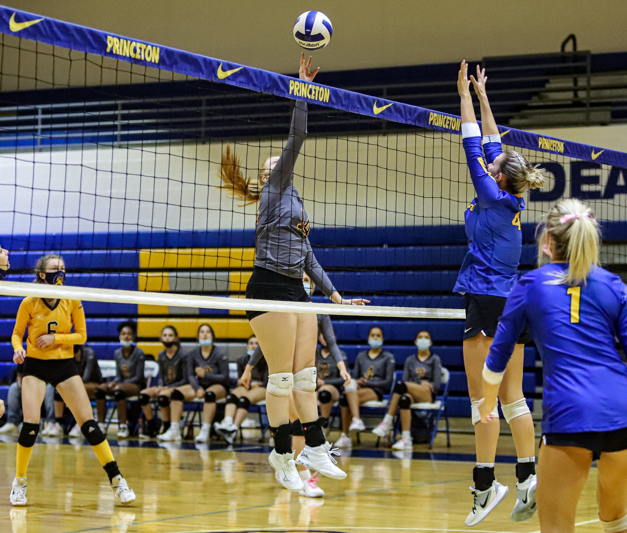 Goldsboro vs. Princeton Volleyball 10/20/21