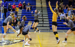 Volleyball: Goldsboro Wins Neuse Six 2A Conference Title (PHOTO GALLERY)