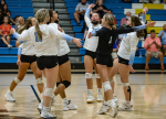 Volleyball: C.B. Aycock Sweeps First Flight In First Round Of 3A Playoffs (PHOTO GALLERY)