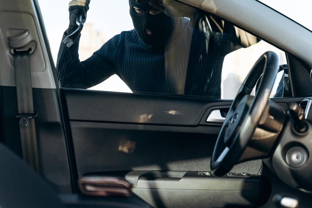 Sheriff Reminds Public To Always Lock Vehicles, Protect Valuables