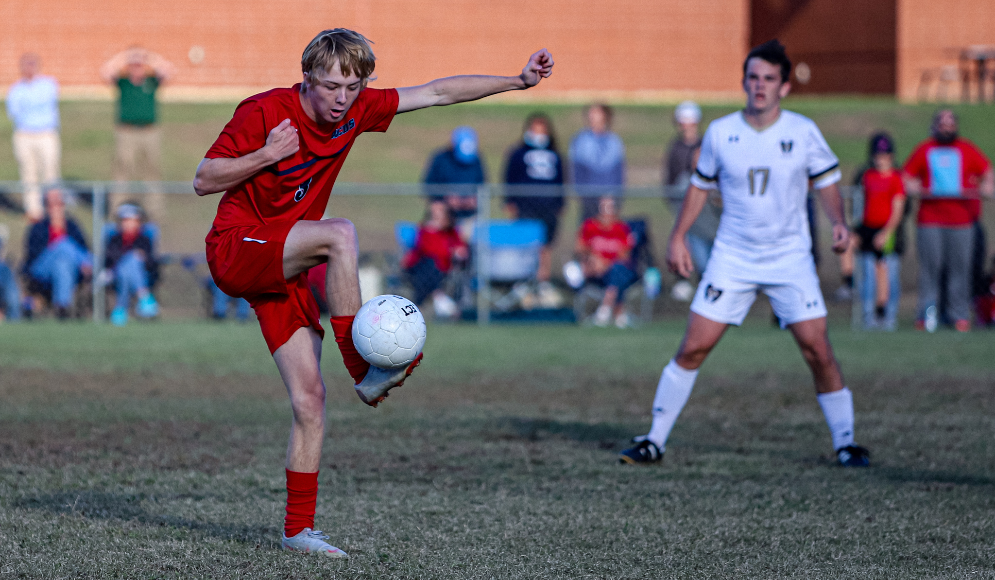 Boys Soccer: WCDS Falls In NCISAA 2A Semifinals (PHOTO GALLERY)