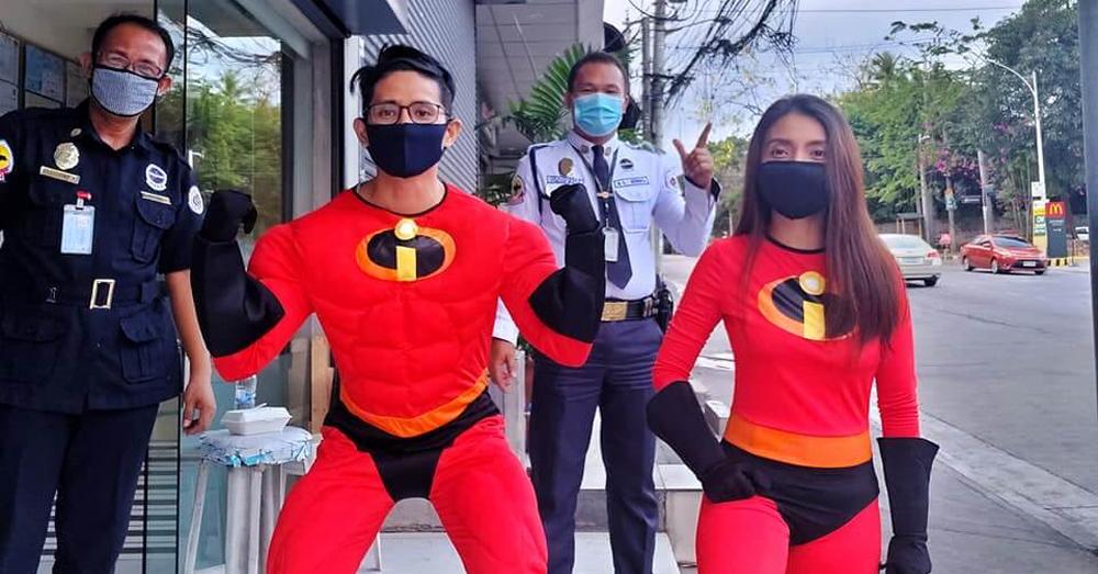 Superheroe Scavenger Hunt Happening in Raleigh!