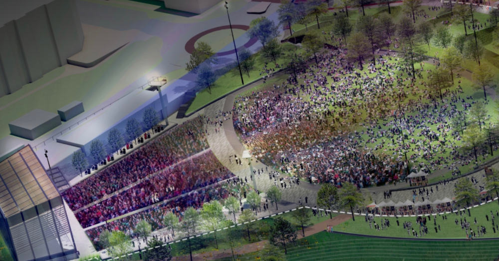 LIVE NATION ANNOUNCES ITS FIRST WATERFRONT VENUE!
