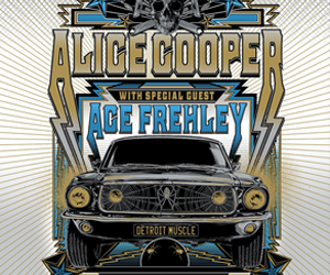 Enter to Win Tickets to Alice Cooper!