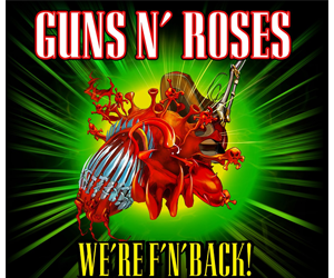 Enter to Win Guns N' Roses Tickets